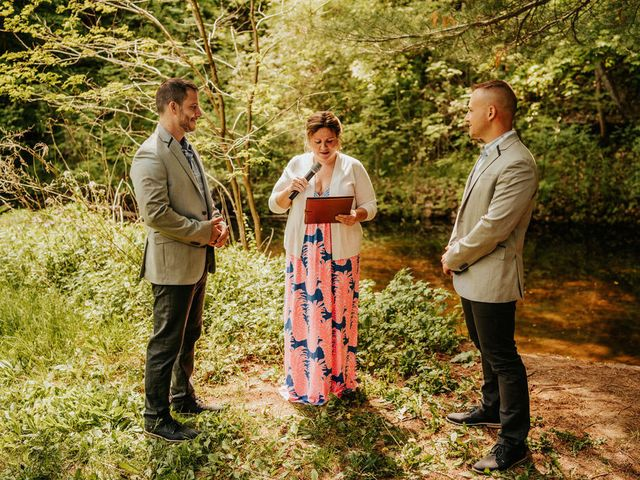 Nick and Mike's Wedding in Rochester, New York 1