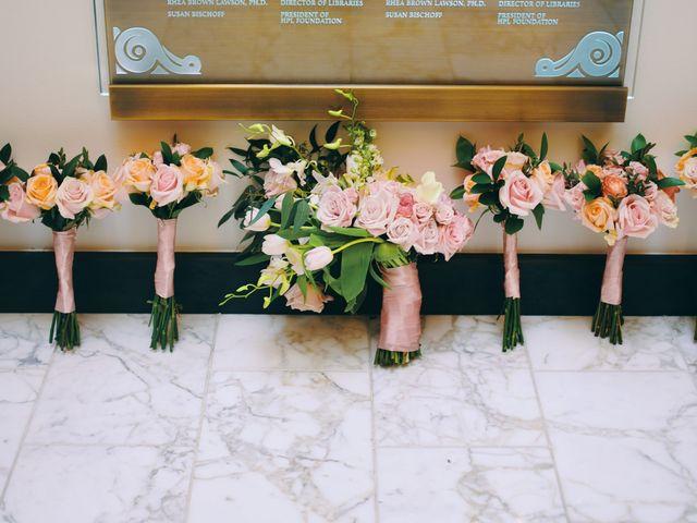 Alexandria and Christopher's Wedding in Houston, Texas 1