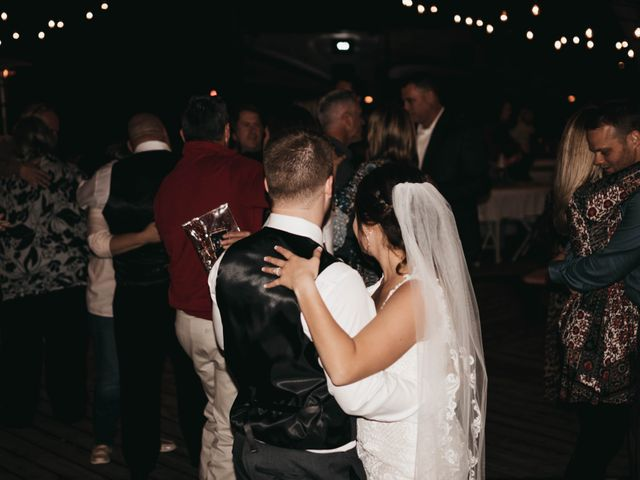 Trevor and Jill's Wedding in Cleburne, Texas 3
