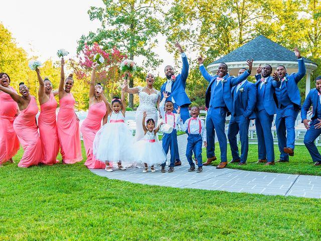 Tiara and Ryan's Wedding in Mount Pleasant, South Carolina 2