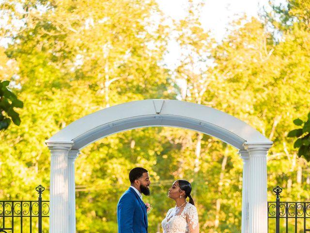 Tiara and Ryan's Wedding in Mount Pleasant, South Carolina 4