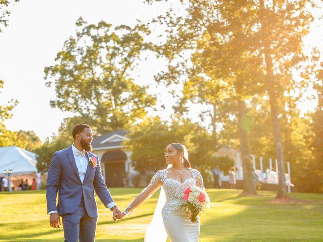 Tiara and Ryan's Wedding in Mount Pleasant, South Carolina 5