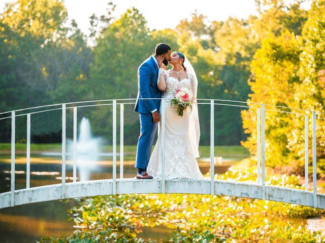 Tiara and Ryan's Wedding in Mount Pleasant, South Carolina 3