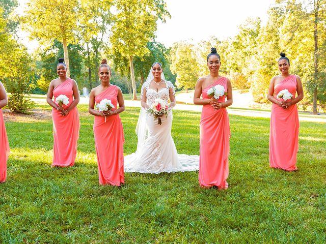 Tiara and Ryan's Wedding in Mount Pleasant, South Carolina 7