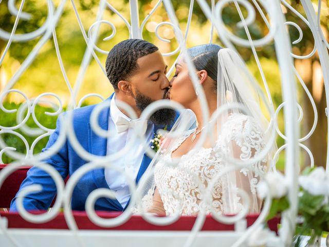 Tiara and Ryan's Wedding in Mount Pleasant, South Carolina 10