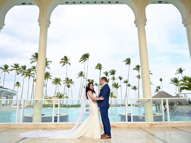 Vlad and Karine's Wedding in Punta Cana, Dominican Republic 1