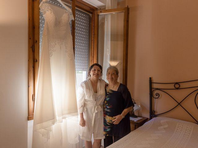 Lorenzo and Stefania's Wedding in Tuscany, Italy 19