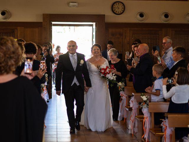 Lorenzo and Stefania's Wedding in Tuscany, Italy 27