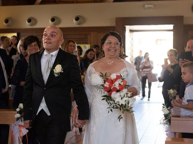 Lorenzo and Stefania's Wedding in Tuscany, Italy 28