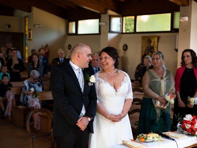 Lorenzo and Stefania's Wedding in Tuscany, Italy 29