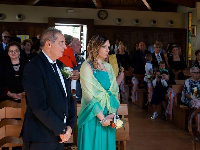 Lorenzo and Stefania's Wedding in Tuscany, Italy 30