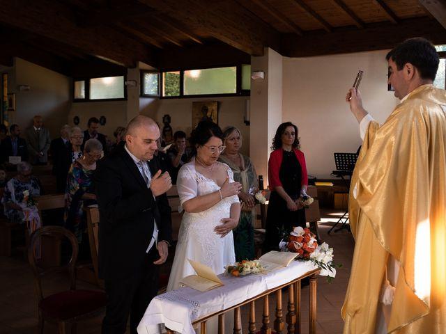 Lorenzo and Stefania's Wedding in Tuscany, Italy 32