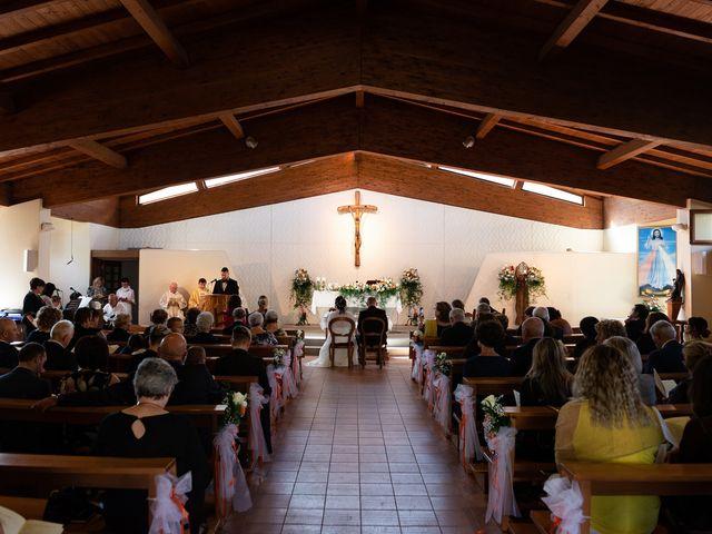 Lorenzo and Stefania's Wedding in Tuscany, Italy 40