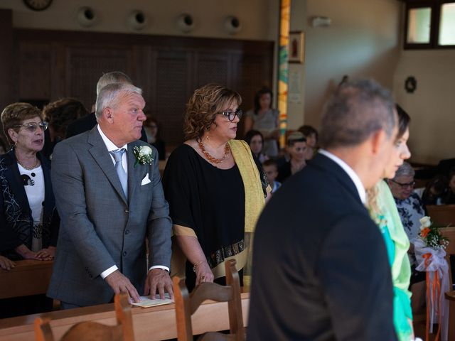 Lorenzo and Stefania's Wedding in Tuscany, Italy 44