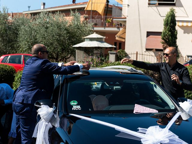 Lorenzo and Stefania's Wedding in Tuscany, Italy 48