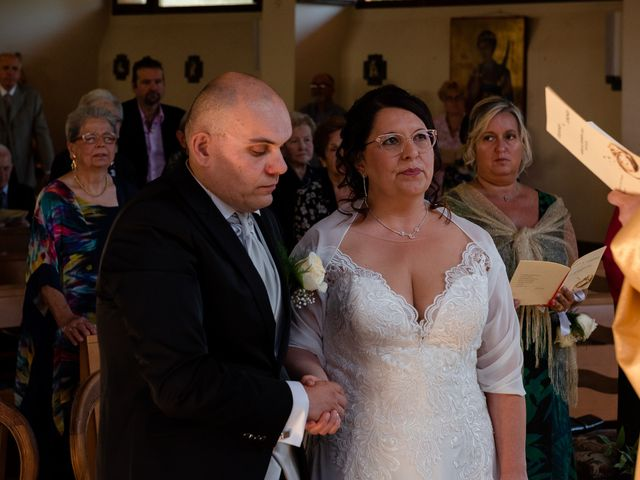 Lorenzo and Stefania's Wedding in Tuscany, Italy 49