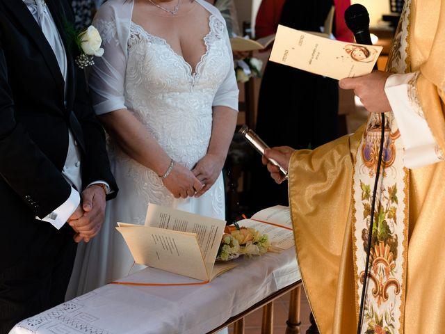 Lorenzo and Stefania's Wedding in Tuscany, Italy 50