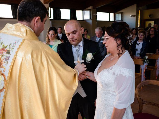 Lorenzo and Stefania's Wedding in Tuscany, Italy 55