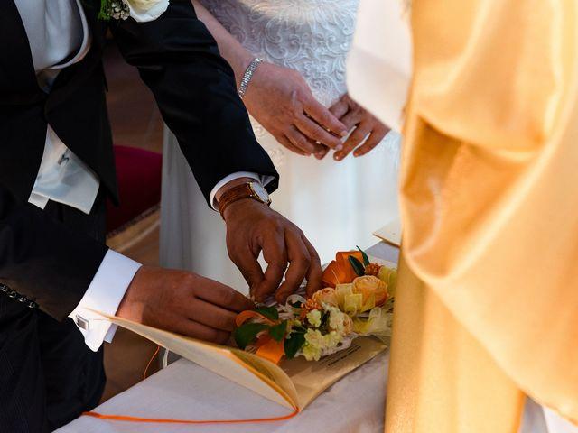 Lorenzo and Stefania's Wedding in Tuscany, Italy 56
