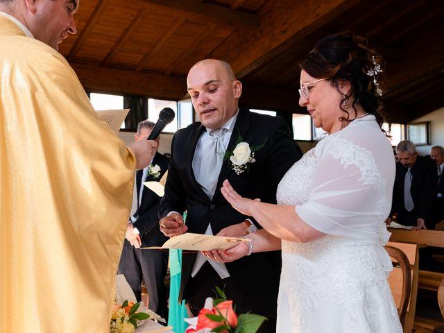 Lorenzo and Stefania's Wedding in Tuscany, Italy 57