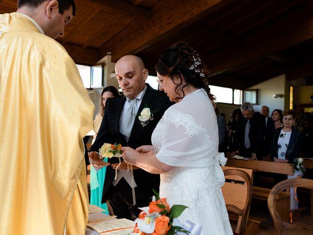 Lorenzo and Stefania's Wedding in Tuscany, Italy 58