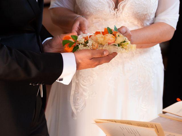 Lorenzo and Stefania's Wedding in Tuscany, Italy 59