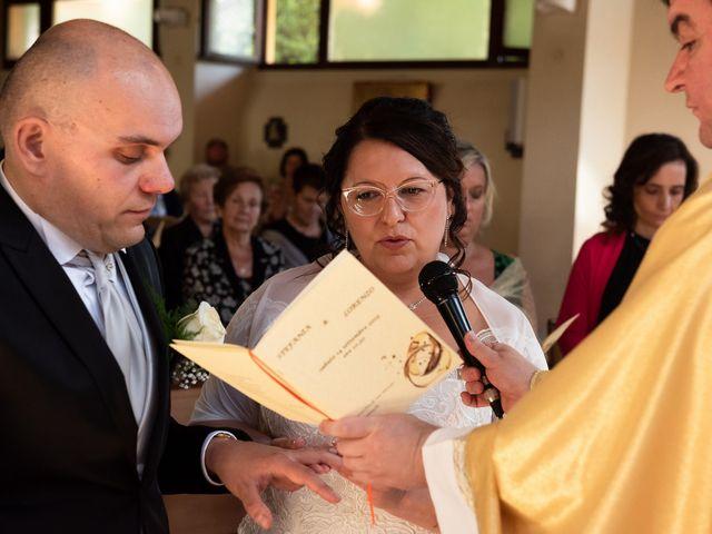 Lorenzo and Stefania's Wedding in Tuscany, Italy 60