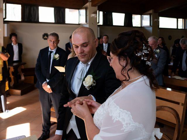 Lorenzo and Stefania's Wedding in Tuscany, Italy 61
