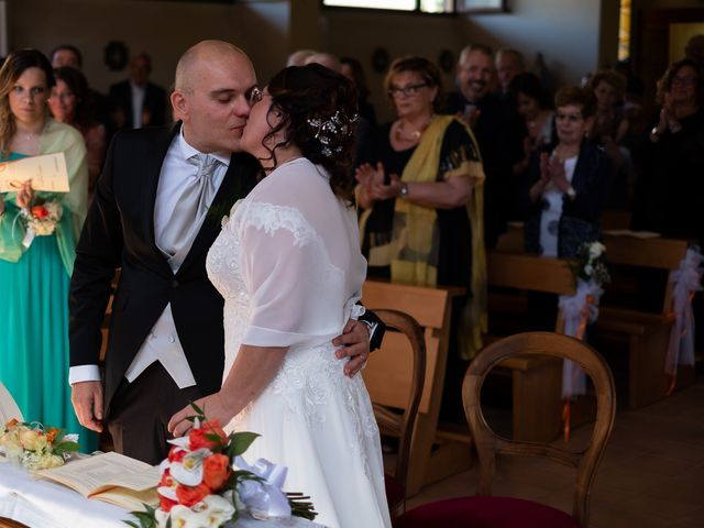 Lorenzo and Stefania's Wedding in Tuscany, Italy 62