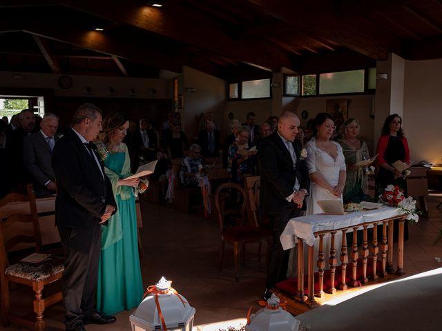 Lorenzo and Stefania's Wedding in Tuscany, Italy 63