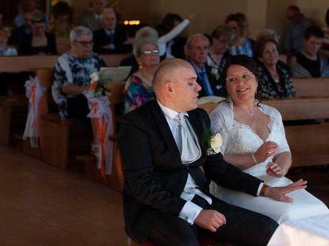 Lorenzo and Stefania's Wedding in Tuscany, Italy 64