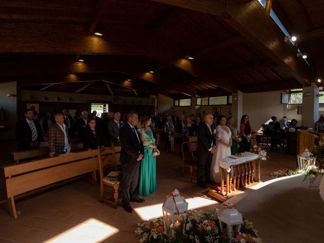 Lorenzo and Stefania's Wedding in Tuscany, Italy 65