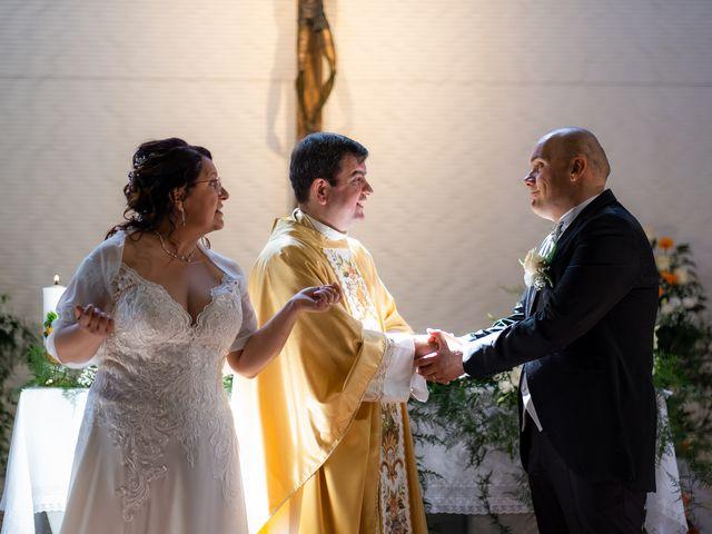 Lorenzo and Stefania's Wedding in Tuscany, Italy 67