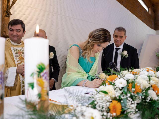 Lorenzo and Stefania's Wedding in Tuscany, Italy 70