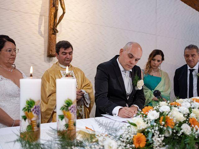 Lorenzo and Stefania's Wedding in Tuscany, Italy 71