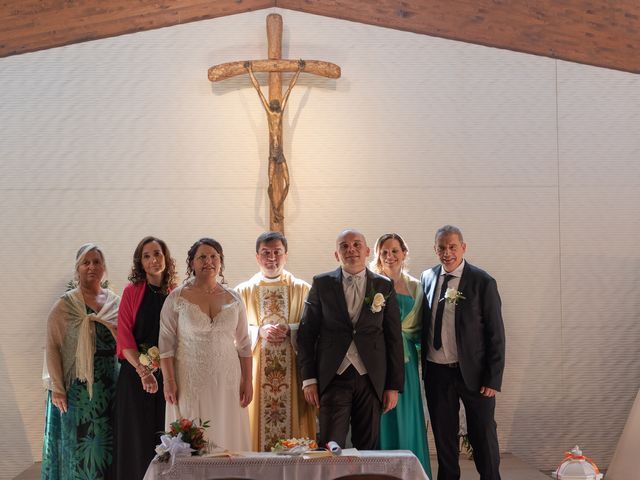 Lorenzo and Stefania's Wedding in Tuscany, Italy 72