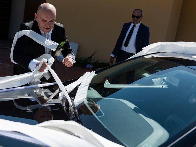 Lorenzo and Stefania's Wedding in Tuscany, Italy 1