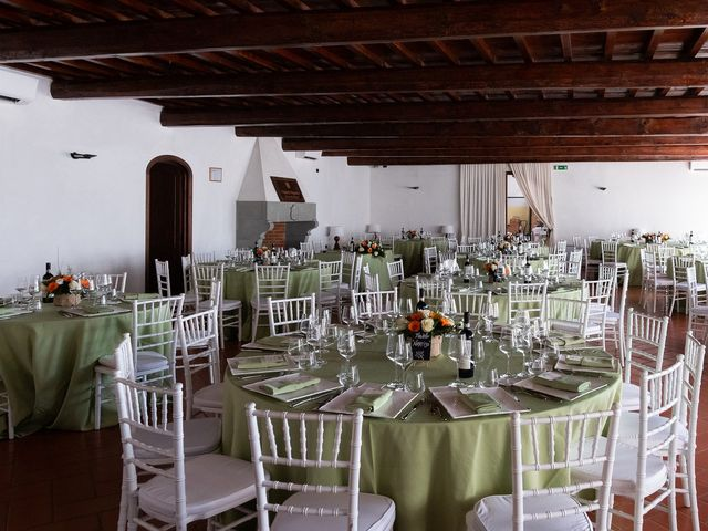 Lorenzo and Stefania's Wedding in Tuscany, Italy 93