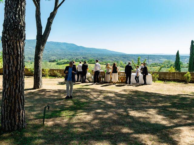 Lorenzo and Stefania's Wedding in Tuscany, Italy 94