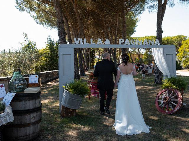 Lorenzo and Stefania's Wedding in Tuscany, Italy 98