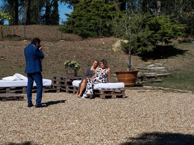 Lorenzo and Stefania's Wedding in Tuscany, Italy 100