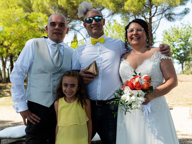 Lorenzo and Stefania's Wedding in Tuscany, Italy 101
