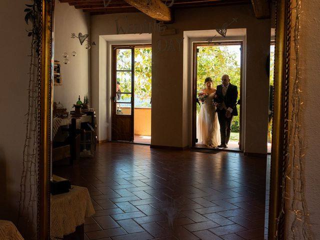 Lorenzo and Stefania's Wedding in Tuscany, Italy 102