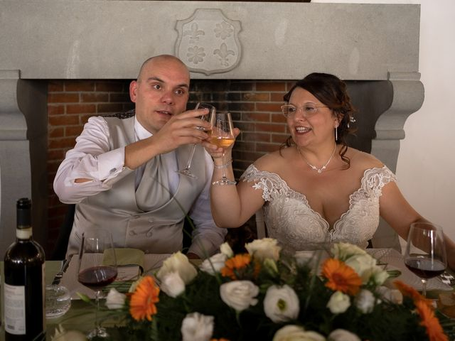 Lorenzo and Stefania's Wedding in Tuscany, Italy 103