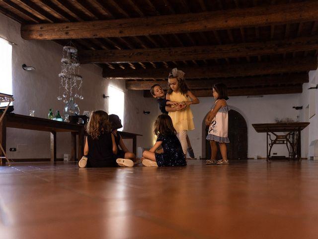 Lorenzo and Stefania's Wedding in Tuscany, Italy 106