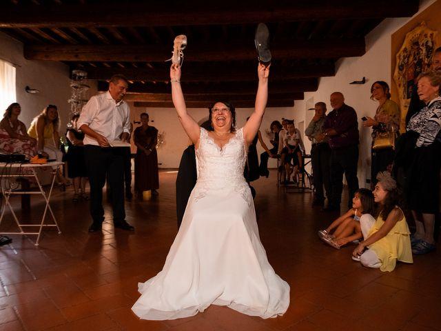Lorenzo and Stefania's Wedding in Tuscany, Italy 108
