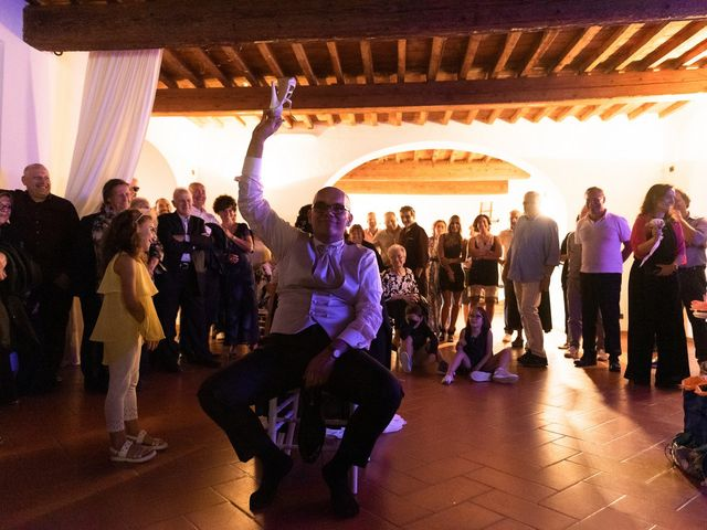 Lorenzo and Stefania's Wedding in Tuscany, Italy 109