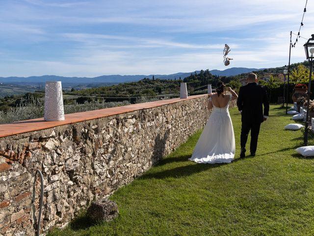 Lorenzo and Stefania's Wedding in Tuscany, Italy 110