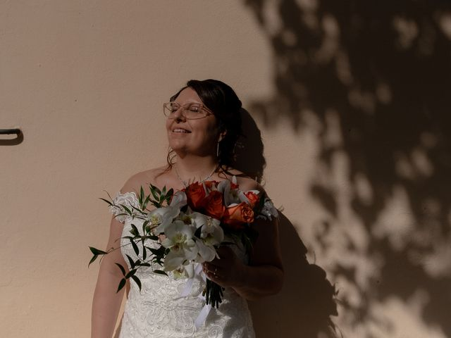 Lorenzo and Stefania's Wedding in Tuscany, Italy 112