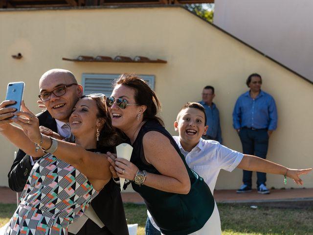 Lorenzo and Stefania's Wedding in Tuscany, Italy 113